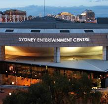 Sydney Entertainment Centre, NSW